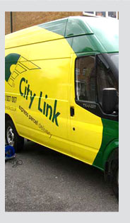 van signs, signwriting london
